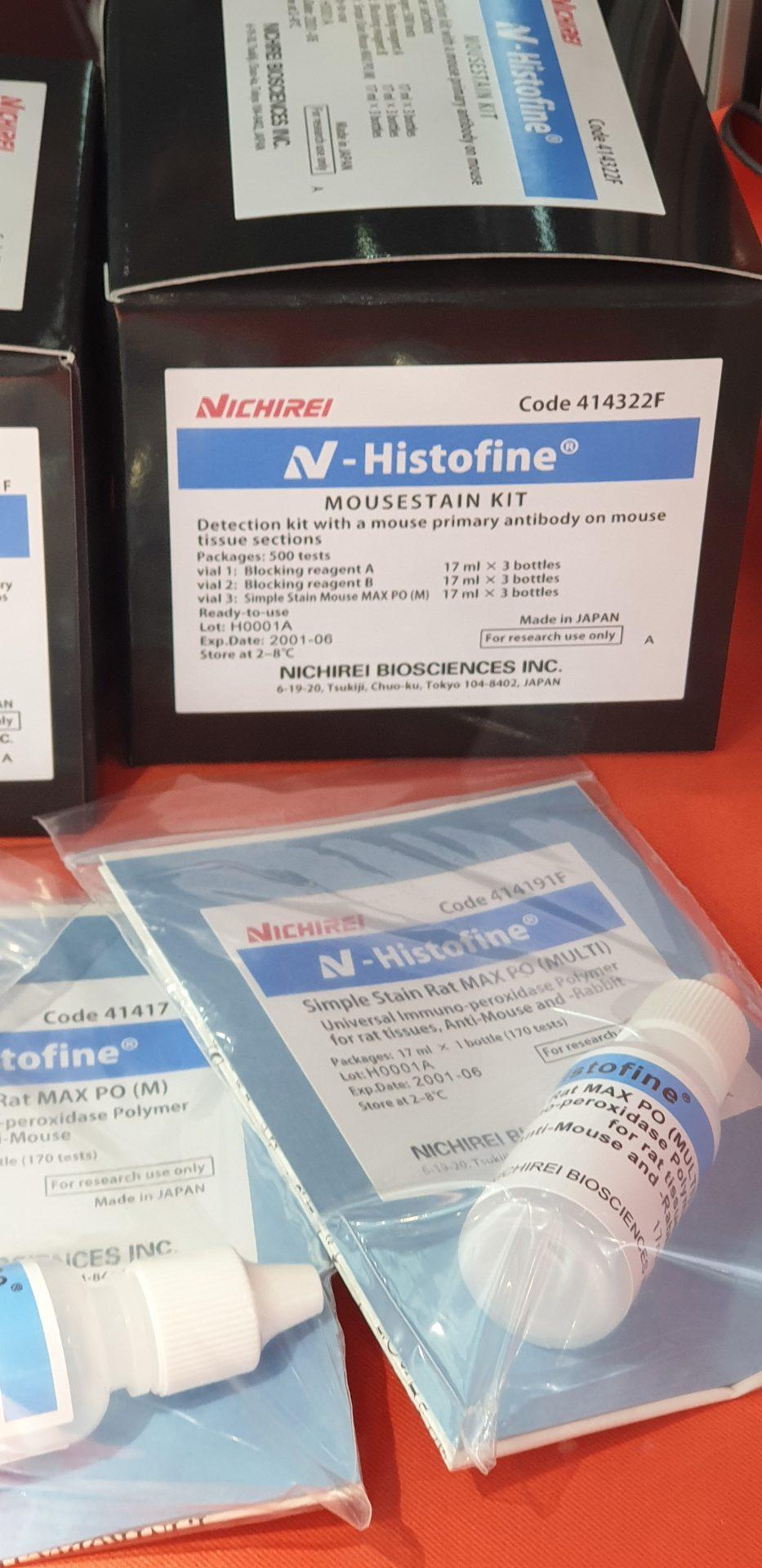Histofine ihc detection